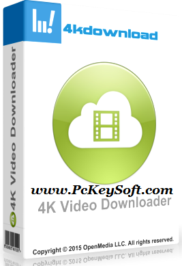 4K Video Downloader With Key 4.1 Plus Crack Full Version 2016 Is Here