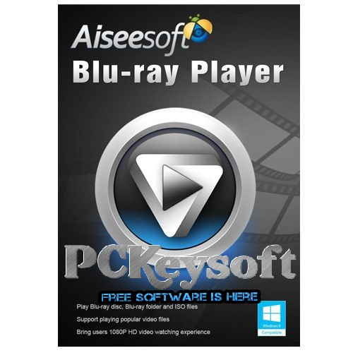 AiseeSoft Blu-Ray Player Registration Code 6.2 68 Download Free