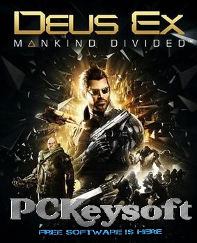 Deus EX Mankind Divided Crack Status Download Full Version For PC
