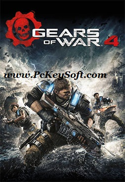 Gears Of War 4 PC Download Full Version Free Is Here