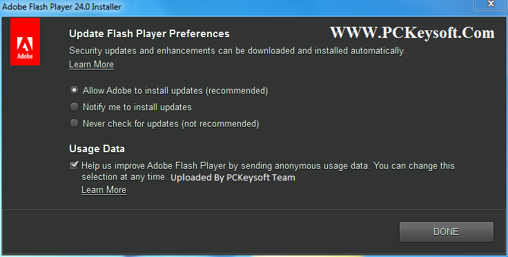 Download adobe flash player latest version offline installer