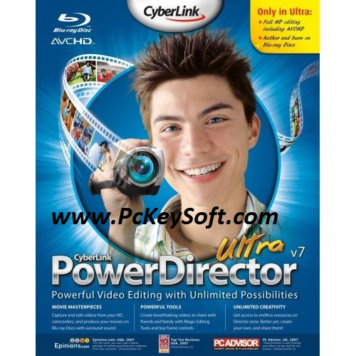 Cyber Link Power Director 17 Ultimate | Full Setup With