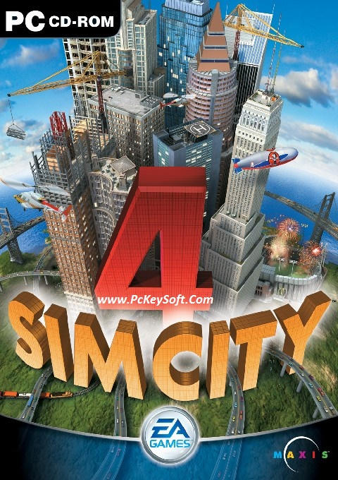 game simcity 4 full crack