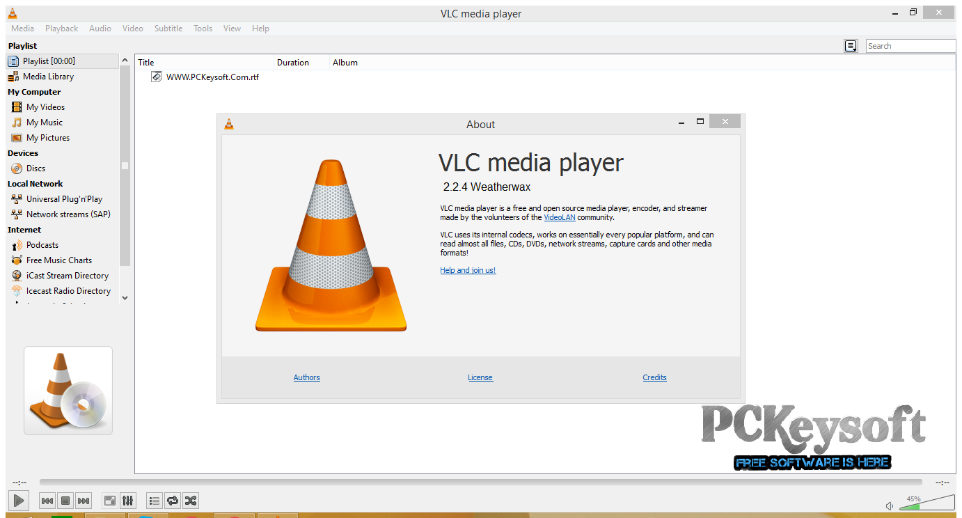 how to stop vlc decoding audio