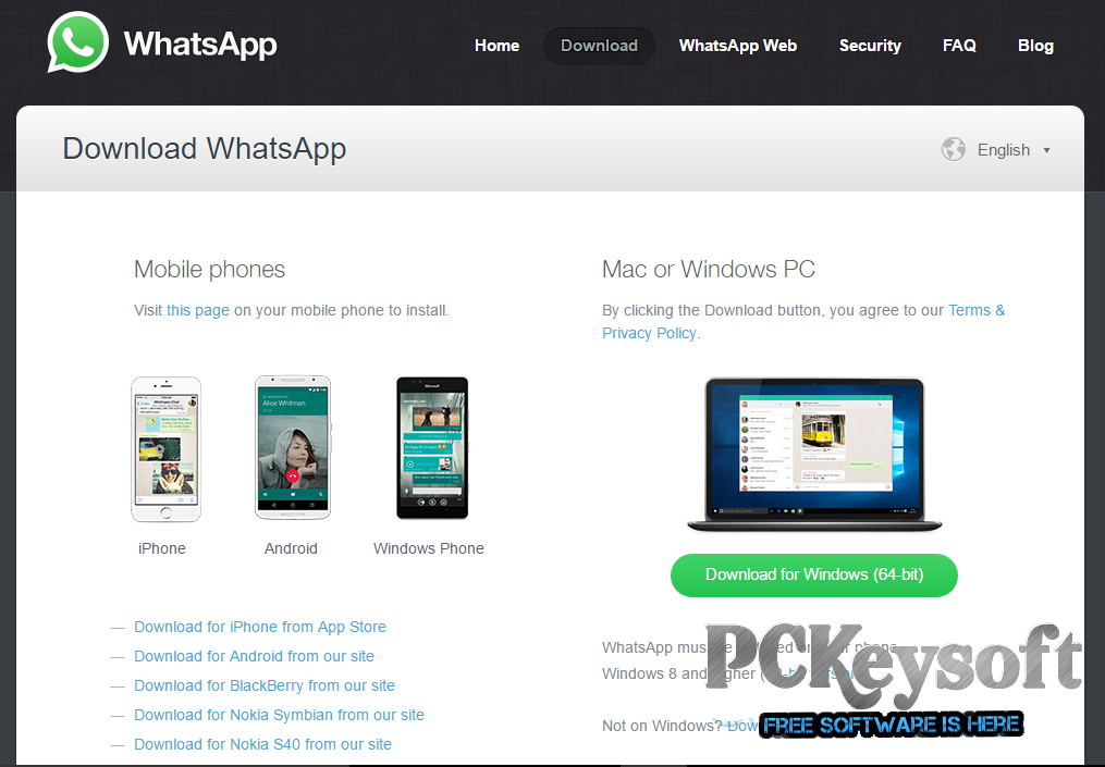 Télécharger WhatsApp gratuitement. WhatsApp 0.2.2478 est disponible gratuitement au téléchargement dans notre logithèque.