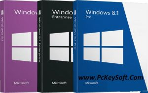 Windows 8.1 Serial Key