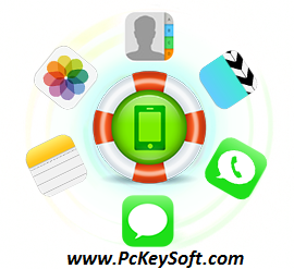 JihoSoft IPhone Data Recovery Crack Download Free Full Version