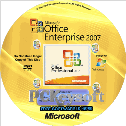 Download Office 2007 Enterprise Edition 8 Free Full Version With Product Key