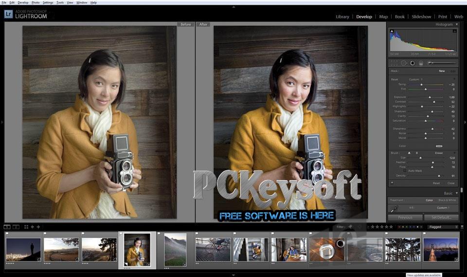 adobe photoshop lightroom 6 full + keygen