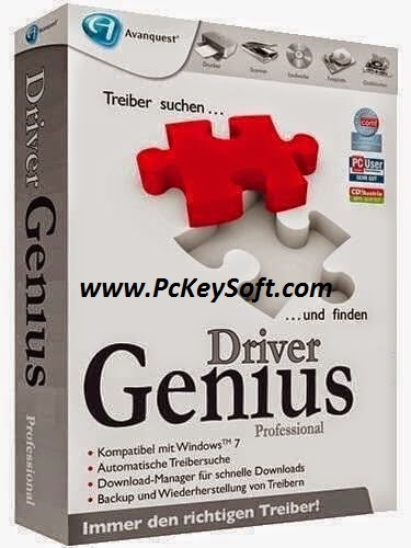 Driver Genius Professional 16 Crack Serial Download Free Is Here