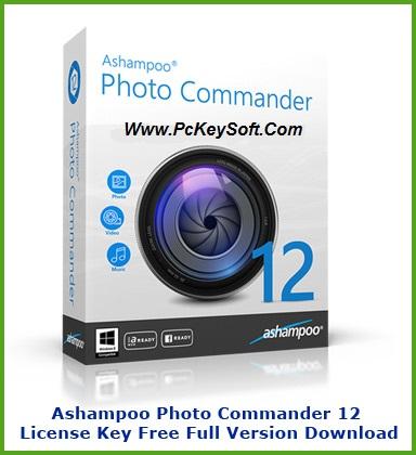 Ashampoo Photo Commander 15 Crack Para For PC Download Free 2017
