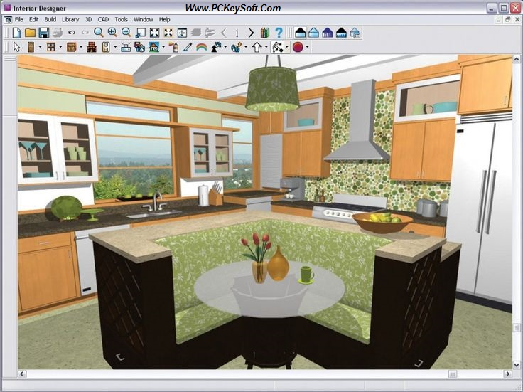 Kitchen Furniture Interior Design Pro 100 Download By