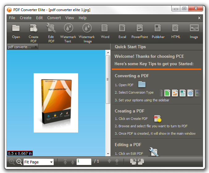 PDF Converter Elite 5 Crack Keygen Full Version Free