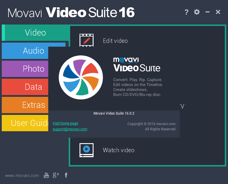 Movavi Video Editor 15.0.1 keygen