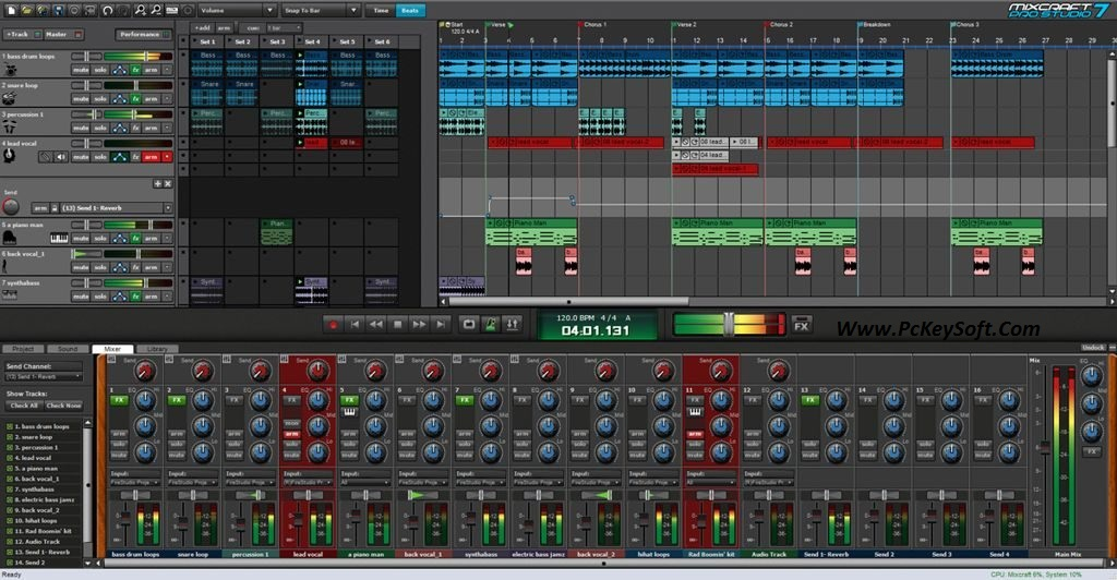 mixcraft 8  full version crack for pc