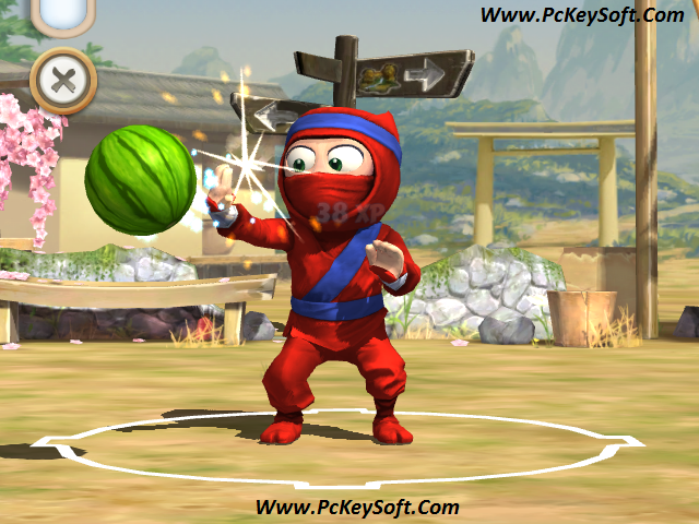 Clumsy Ninja Mod Apk Unlimited Gems And Coins Cracked Latest Version