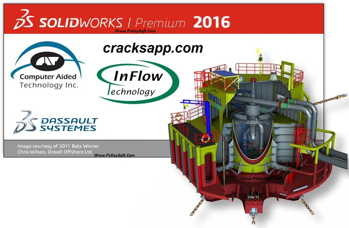 SolidWorks 2016 Crack