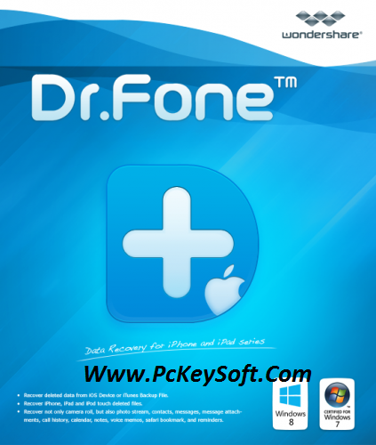 WonderShare DR Fone Crack Patch Download Full Version + Updated