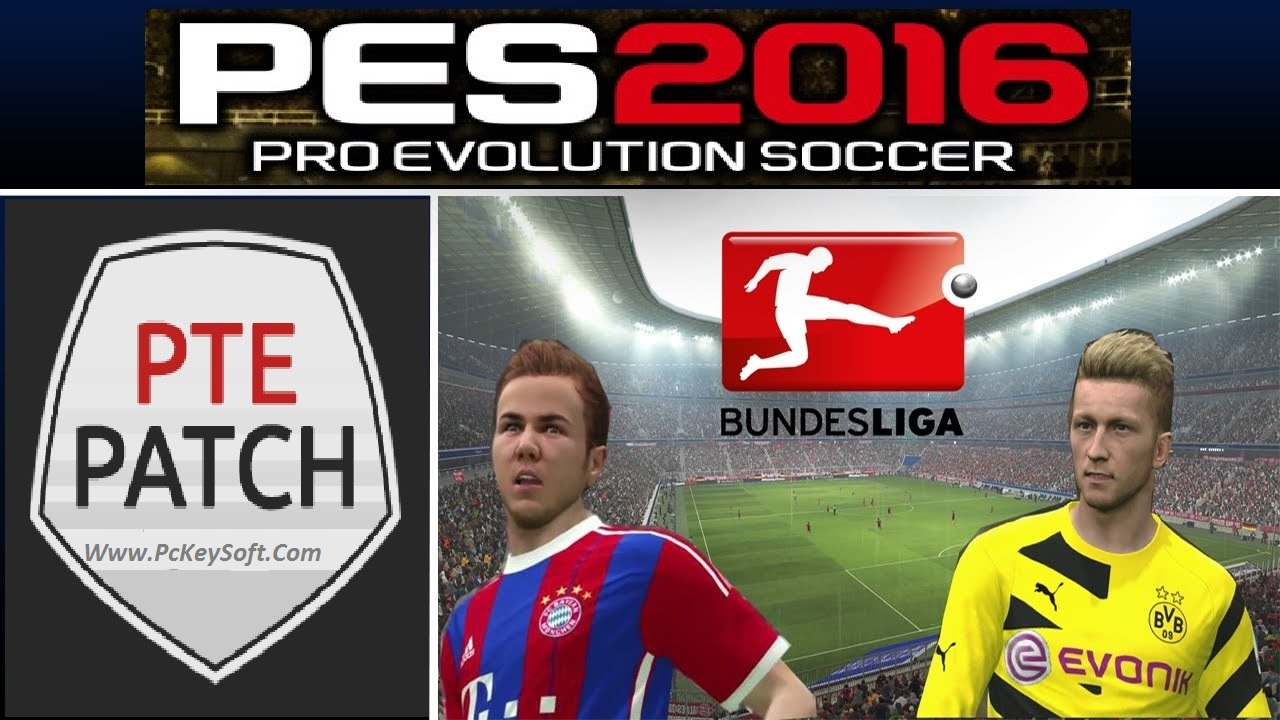 PES 2016 Patch 2017 For PC Download 5 1 Full Version Free