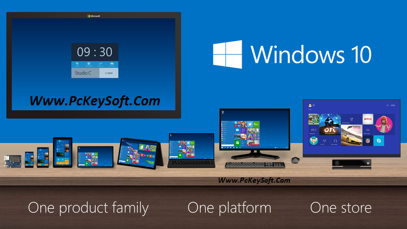Download Windows 10 All In One ISO