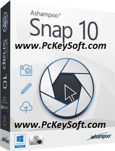 Ashampoo Snap 10 Key Free Download With Crack Full Latest Version