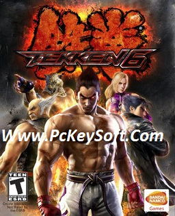 Tekken 6 For PPSSPP PC And Android Free Download Game 2017