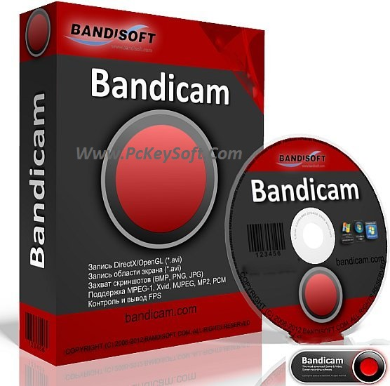 Bandicam Crack 2017 3.0 + Serial Key With Latest Updates