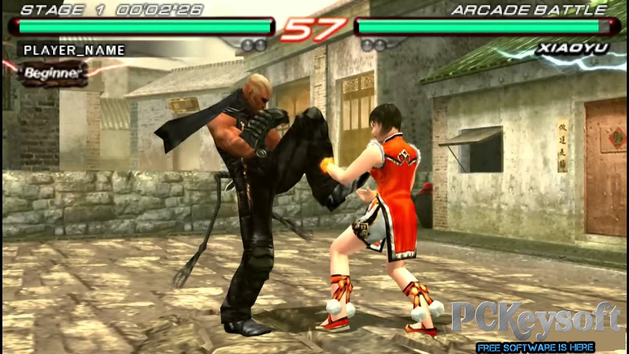 Tekken 6 PPSSPP PC And Android Free Download Game 2017