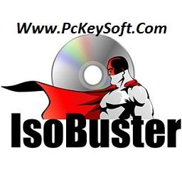 ISOBuster Key 3.9 Pro Crack Download Latest 2017