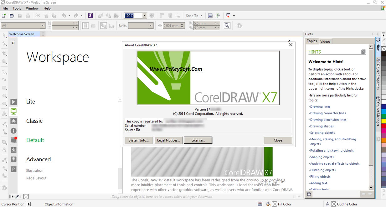 coreldraw 2017 free download with crack