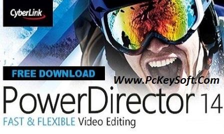cyberlink powerdirector 14 crack keygen download