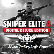 Sniper Elite 4 Crack Download PC Game Full Version 3DM