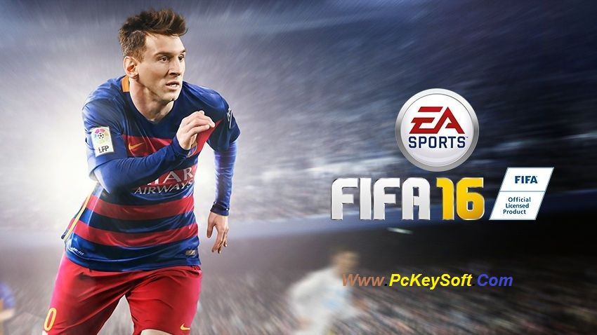FiFa 16 Crack Download For PC Full Version 2017 With Latest Updates