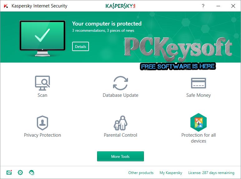 download serial key kaspersky internet security 2017