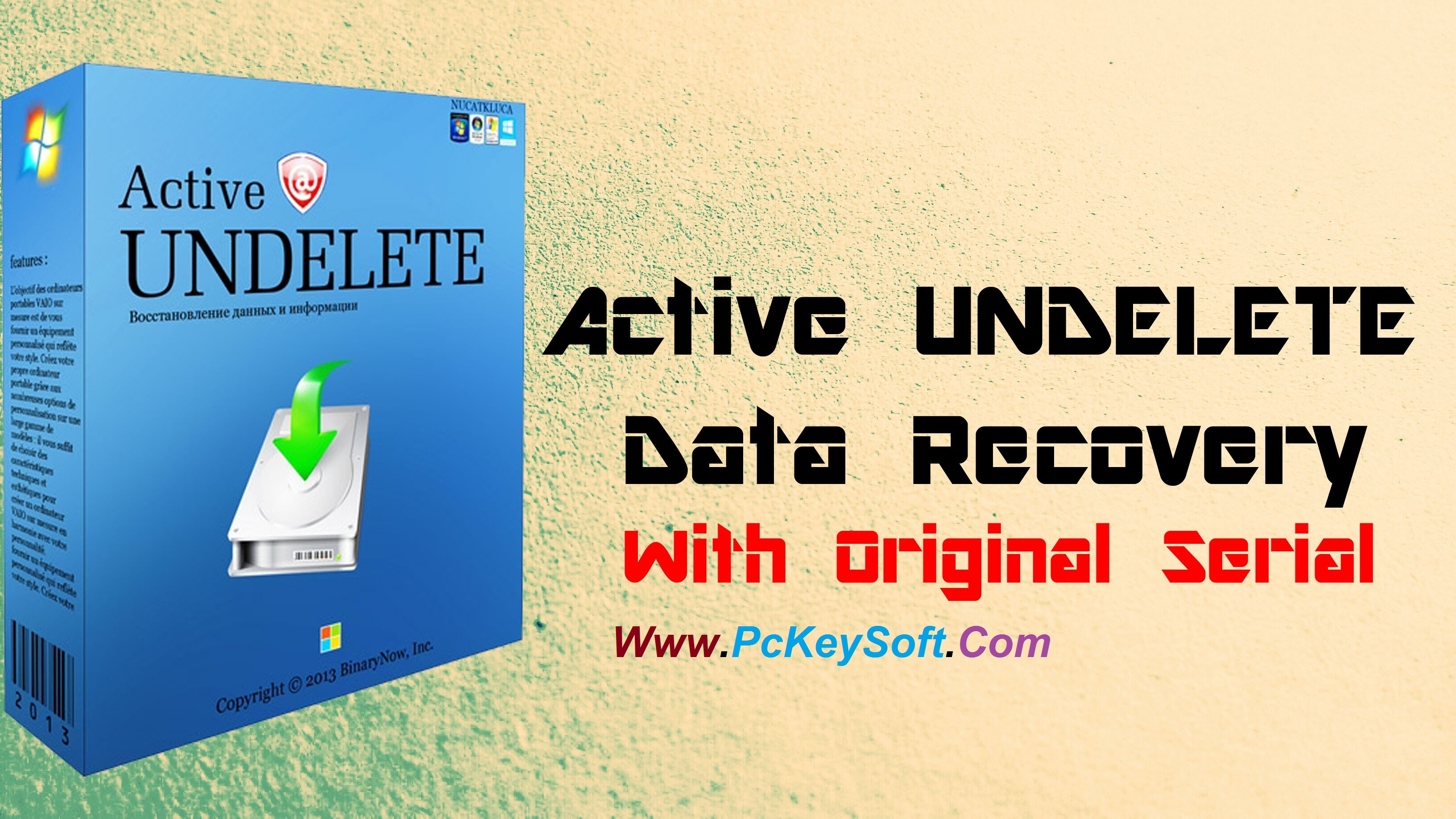 Active Undelete Ultimate Crack V11 Free Download Full Version