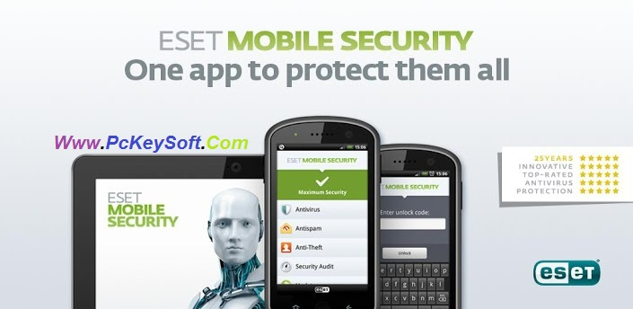 Eset Mobile Security Antivirus Premium Key Full Apk V.3.2.4.0 [2017]