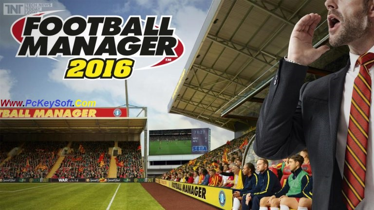 Football Manager 2016 Crack Download Latest Version For PC