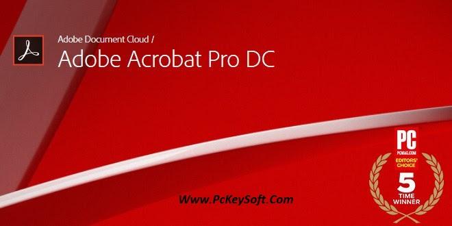 Adobe Acrobat Pro DC Crack 2017 Serial Key Free Download Full Version