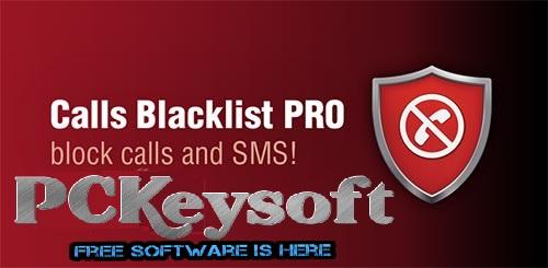 Calls BlackList Pro Apk Cracked 3.5 Free Download Full Version