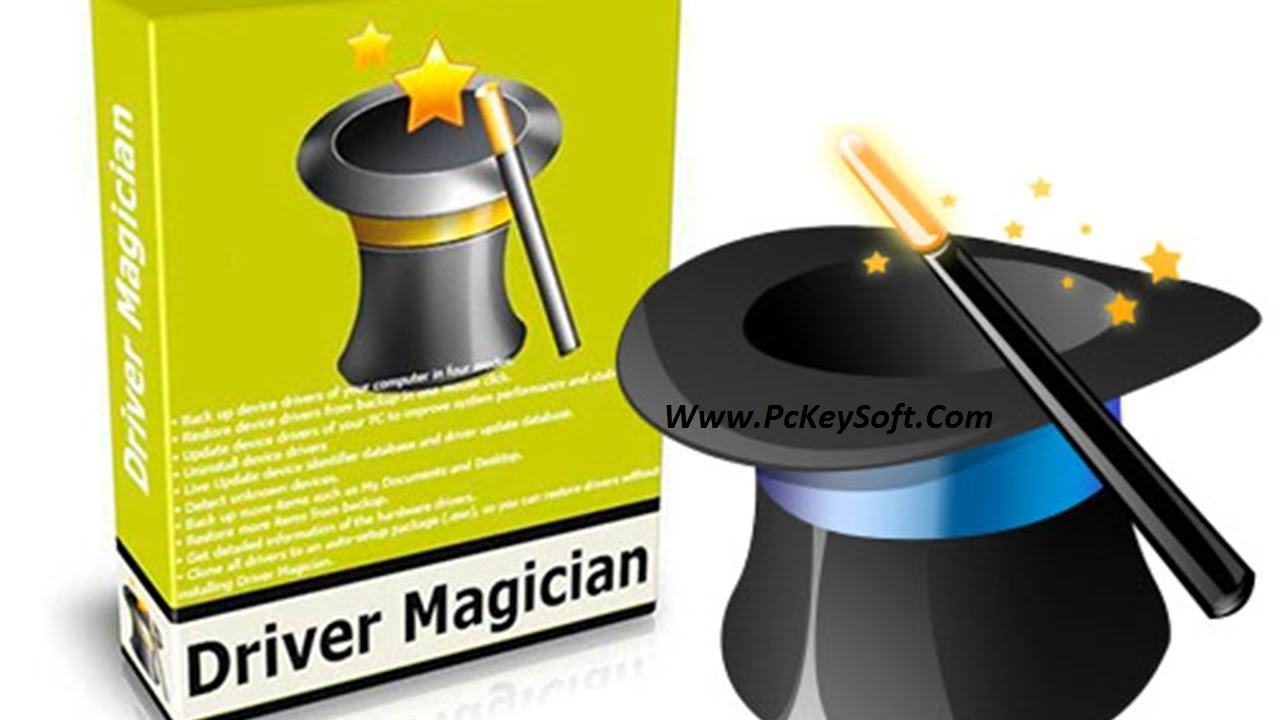 Driver Magician Crack V5.0 Portable Download Latest Version