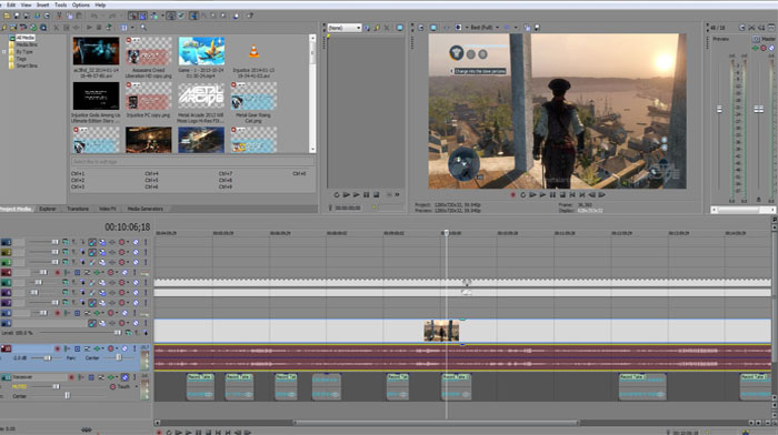 sony vegas pro 14 free crack download