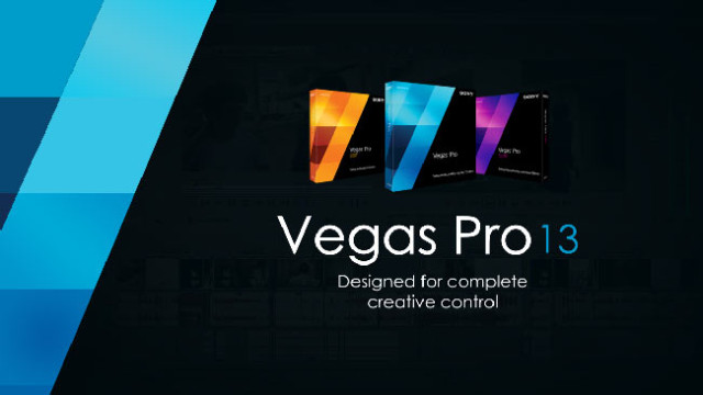 sony vegas download free 2018