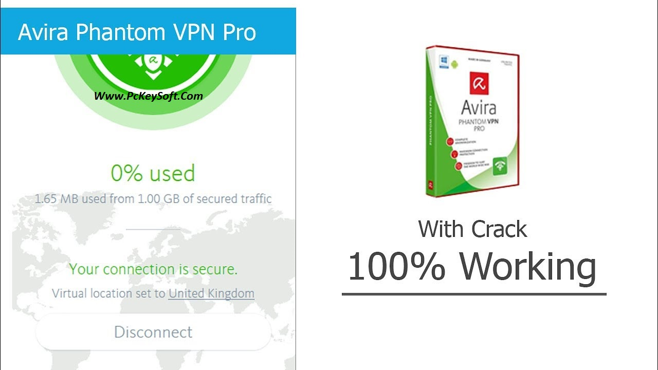 avira phantom vpn activation key