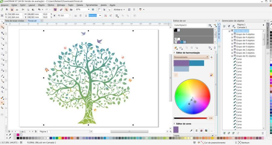 corel draw x7 keygen 2017 crack full version