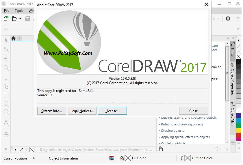 Corel Draw X7 Crack Plus Patch-Pckeysoft