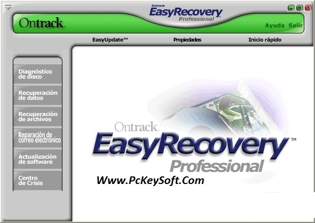 Easy recovery essentials (easyre) pro