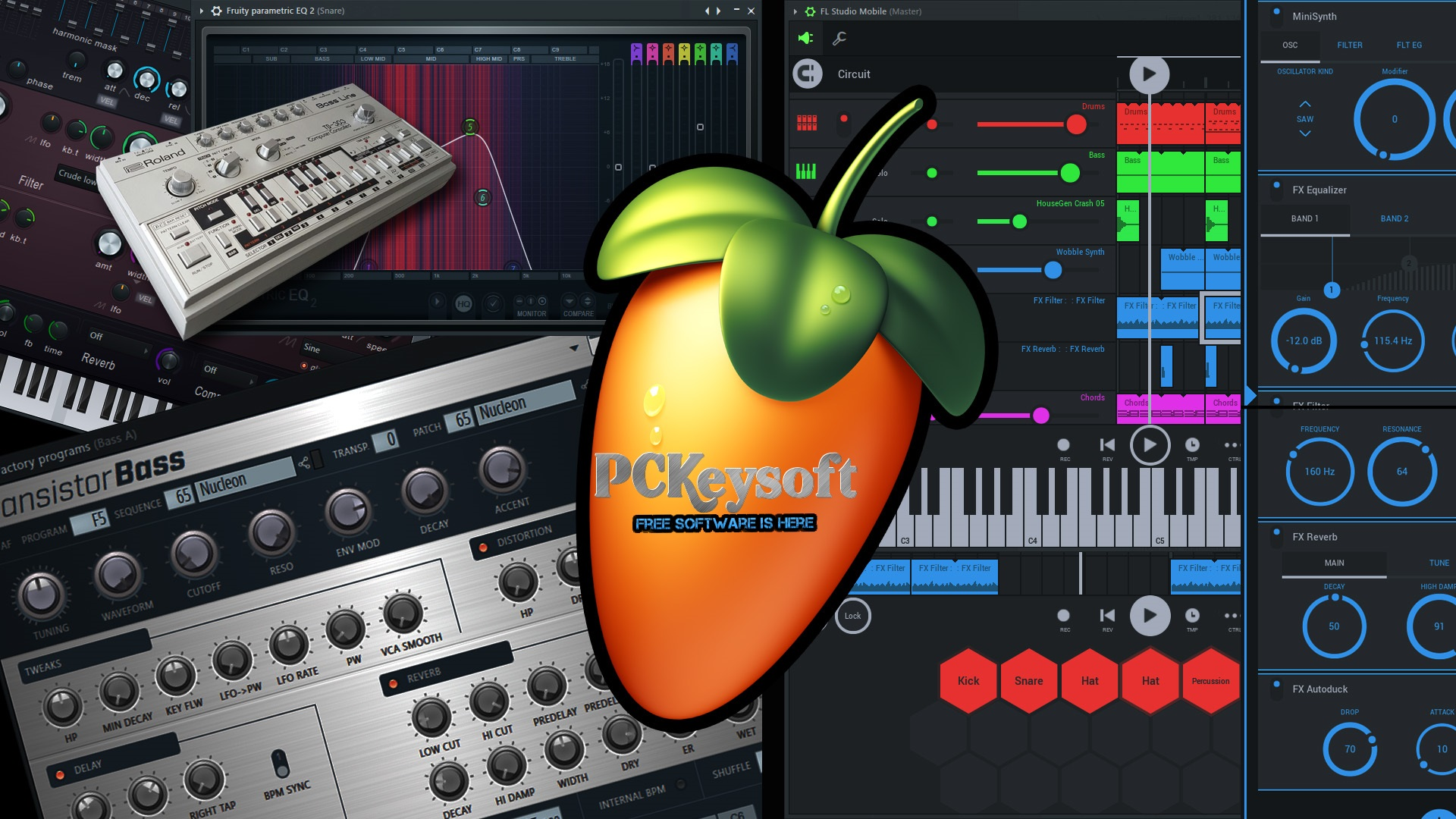FL Studio 13 Producer Edition Crack Download Full Version