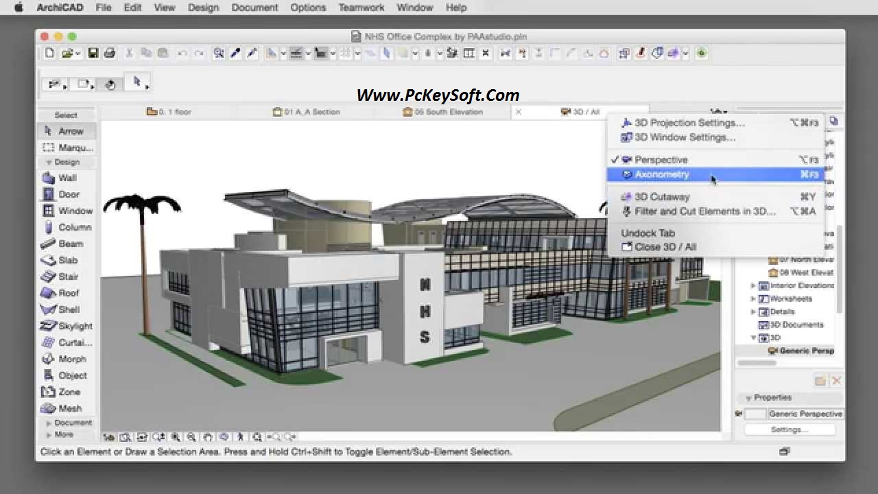 graphisoft-archicad-21-crack-build-5005-download-free-PcKeySoft-Com