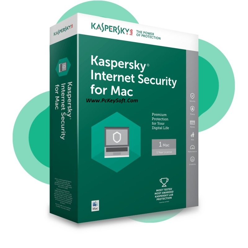 KasperSky Internet Security 2018 Crack Download For PC