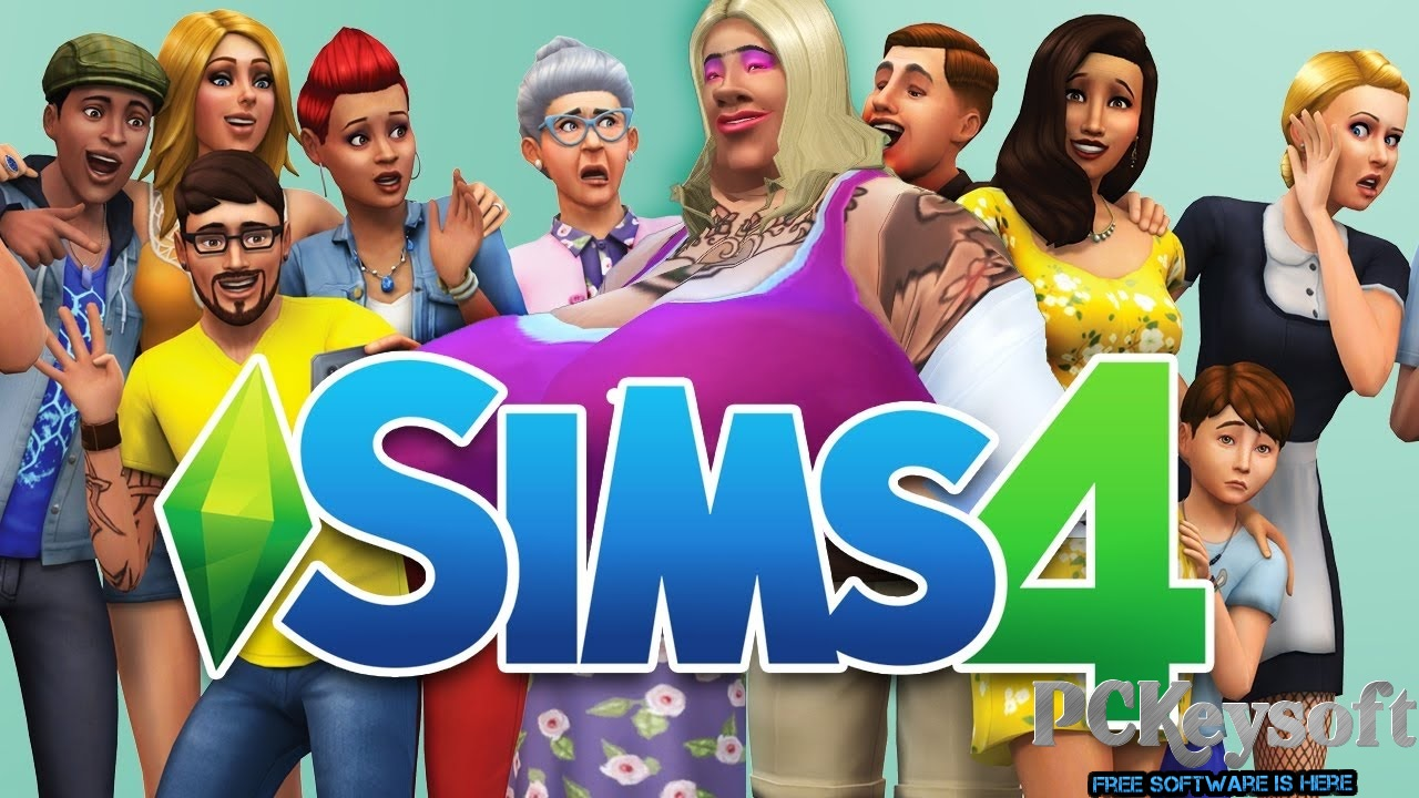 Sims 4 PC Game 2018 Download